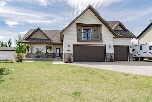 10318 Covington Way, Rural Grande Prairie No. 1, County of, AB T8X 0G4 (#A1115966) :: Calgary Homefinders