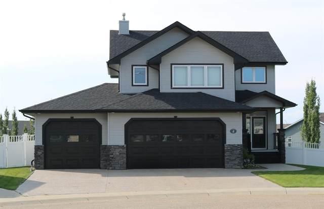 4 Landsdown Green, Sylvan Lake, AB T4S 0A2 (#A1115975) :: Calgary Homefinders