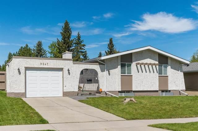 9547 Oakfield Drive SW, Calgary, AB T2V 4E2 (#A1115980) :: Calgary Homefinders