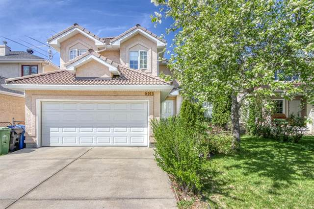208 Hampstead Place NW, Calgary, AB T3A 5H9 (#A1115983) :: Calgary Homefinders