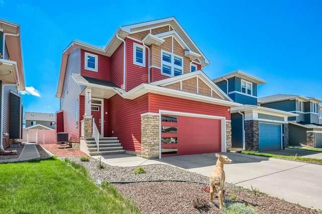 17 Redstone Manor NE, Calgary, AB T3N 0J5 (#A1116004) :: Calgary Homefinders