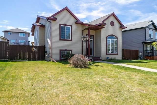 5841 Park Street, Blackfalds, AB T0M 0J0 (#A1116012) :: Calgary Homefinders