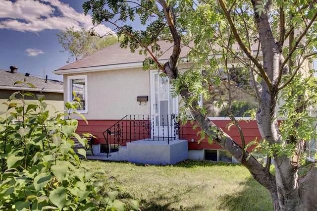 6407 33 Avenue NW, Calgary, AB T3B 1K9 (#A1116013) :: Calgary Homefinders