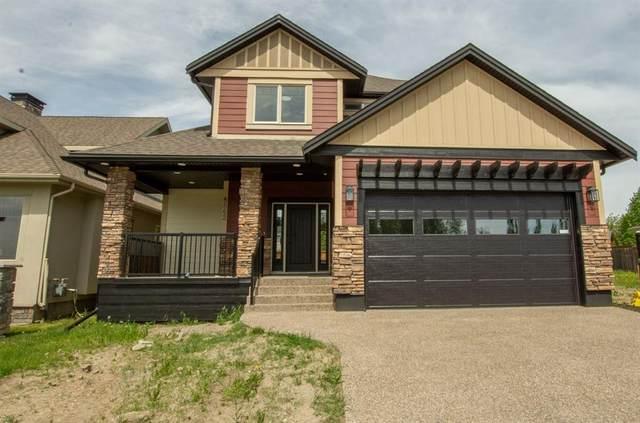 8862 60 Avenue, Grande Prairie, AB T8W 0J9 (#A1116017) :: Calgary Homefinders