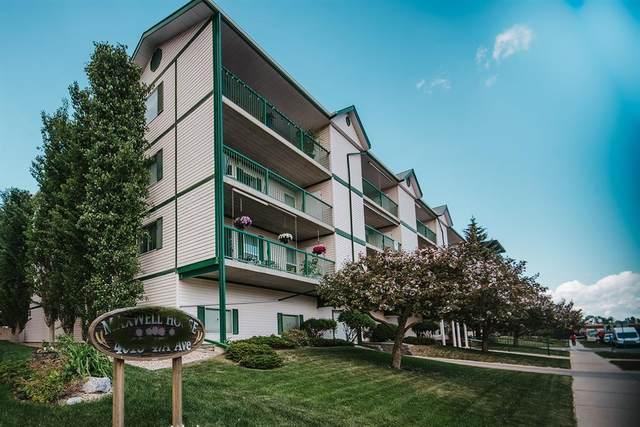 4614 47A Avenue #407, Red Deer, AB T4N 3R4 (#A1116022) :: Calgary Homefinders