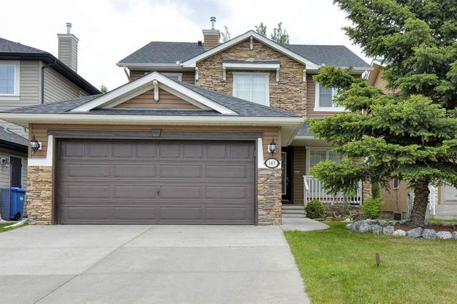 143 Chapman Way SE, Calgary, AB T2X 3R9 (#A1116023) :: Calgary Homefinders