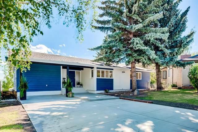 7243 65 Avenue NW, Calgary, AB T3B 3Z8 (#A1116044) :: Calgary Homefinders
