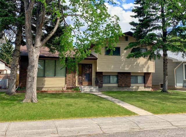 216 Whitewood Place NE, Calgary, AB T1Y 3N4 (#A1116052) :: Calgary Homefinders