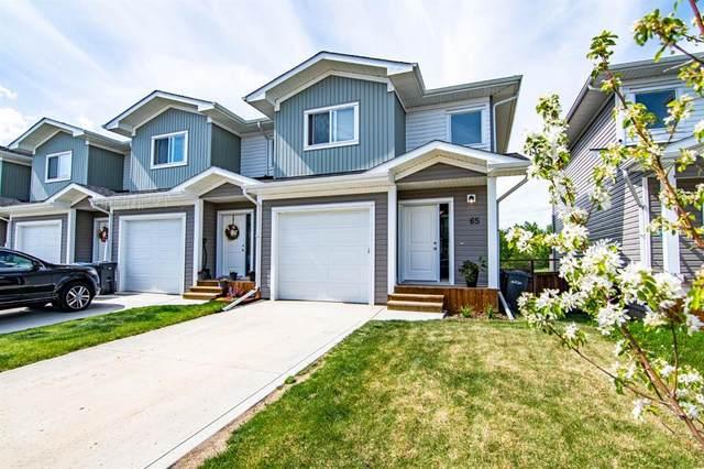 65 Hawthorn Place, Sylvan Lake, AB T4S 0R8 (#A1116058) :: Western Elite Real Estate Group