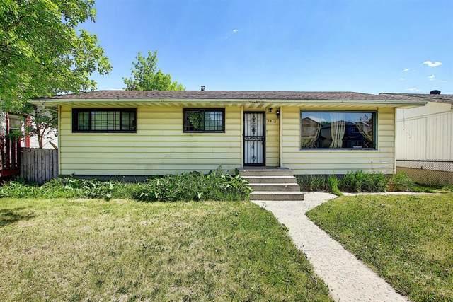 1312 38 Street SE, Calgary, AB T2A 1G5 (#A1116061) :: Calgary Homefinders