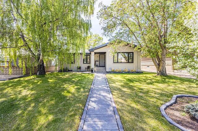 9 Manor Road Sw, Calgary, AB T2V 1Z8 (#A1116064) :: Calgary Homefinders