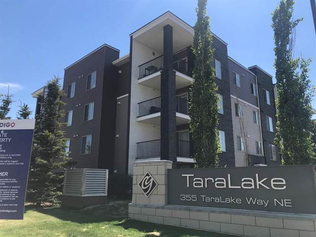 355 Taralake Way NE #420, Calgary, AB T3J 0M1 (#A1116079) :: Calgary Homefinders