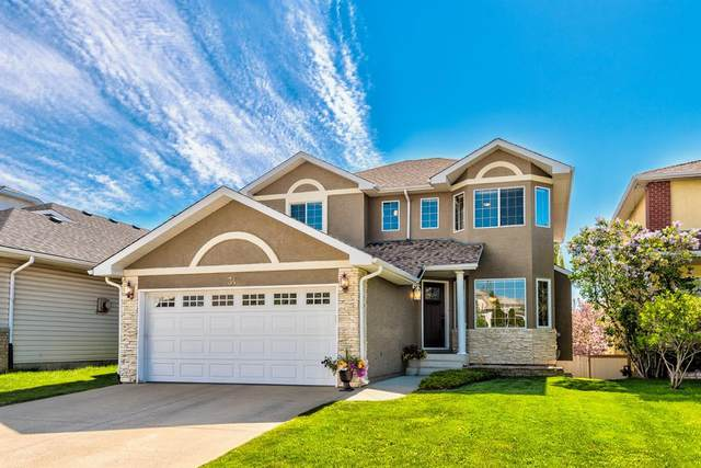 34 Arbour Crest Close NW, Calgary, AB T3G 4G9 (#A1116098) :: Calgary Homefinders