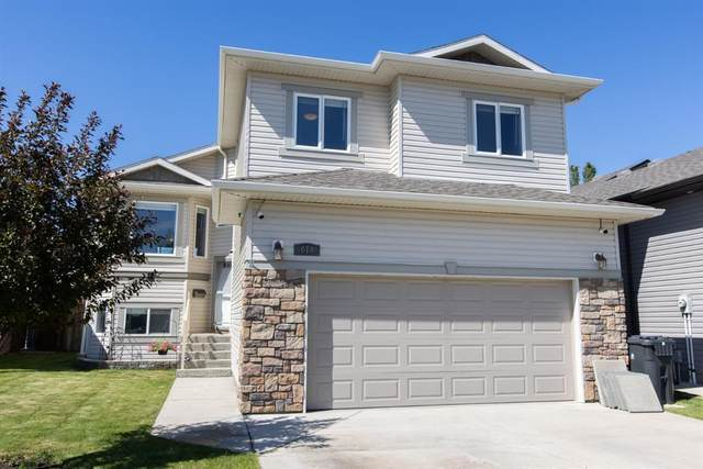 614 Couleesprings Crescent S, Lethbridge, AB T1K 5P2 (#A1116101) :: Greater Calgary Real Estate