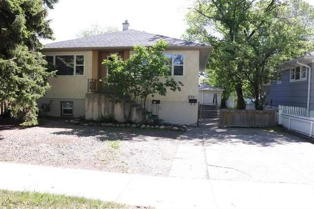 531 20 Street N, Lethbridge, AB T1H 3N4 (#A1116129) :: Calgary Homefinders