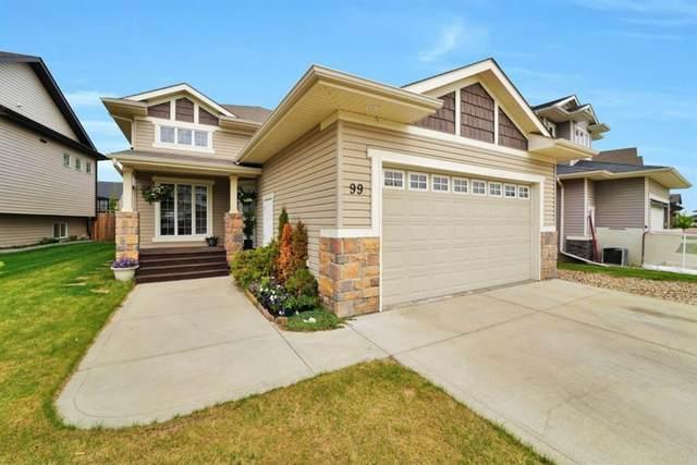 99 Vanson Close, Red Deer, AB T4R 0G8 (#A1116139) :: Calgary Homefinders
