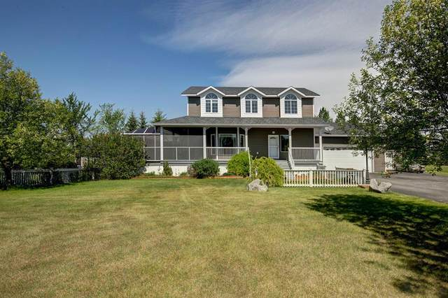 111 Butte Hills Place, Rural Rocky View County, AB T4A 0N8 (#A1116161) :: Calgary Homefinders