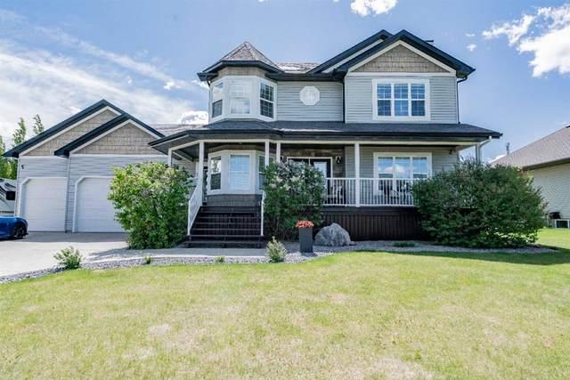 7709 Abbey Lane, Rural Grande Prairie No. 1, County of, AB T8X 0G4 (#A1116162) :: Calgary Homefinders