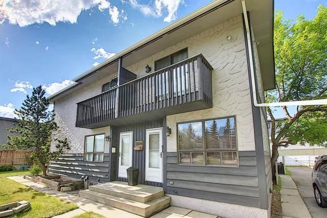 2804 17 Avenue SW #2, Calgary, AB T3E 6K8 (#A1116164) :: Calgary Homefinders