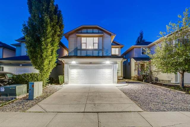 211 Valley Crest Close NW, Calgary, AB T3B 5X3 (#A1116173) :: Greater Calgary Real Estate