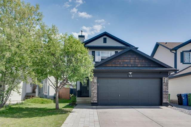 45 Rocky Ridge Heath NW, Calgary, AB T3G 4Z7 (#A1116188) :: Calgary Homefinders