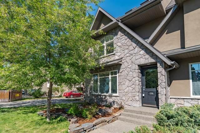 728 4 Street NW, Calgary, AB T2N 1P2 (#A1116193) :: Western Elite Real Estate Group