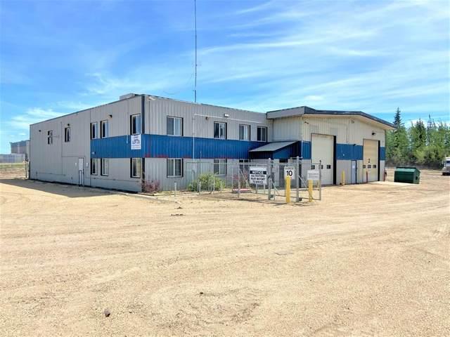 9801 38th Avenue, Rural Grande Prairie No. 1, County of, AB T0H 1X0 (#A1116197) :: Calgary Homefinders
