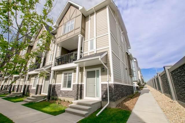 415 Nolanlake Villas NW, Calgary, AB T3R 0Z7 (#A1116207) :: Calgary Homefinders