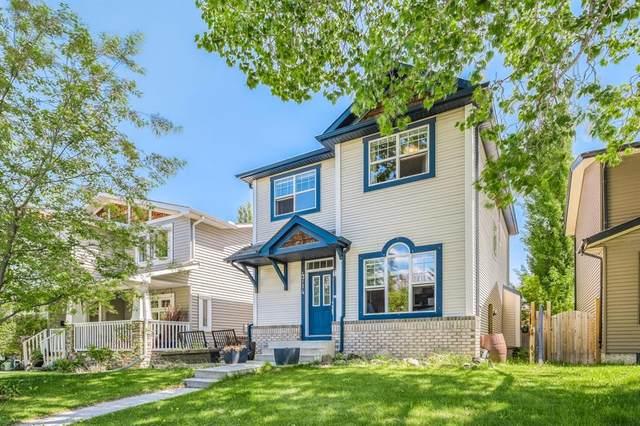 4714 21 Street SW, Calgary, AB T2T 5T4 (#A1116208) :: Calgary Homefinders