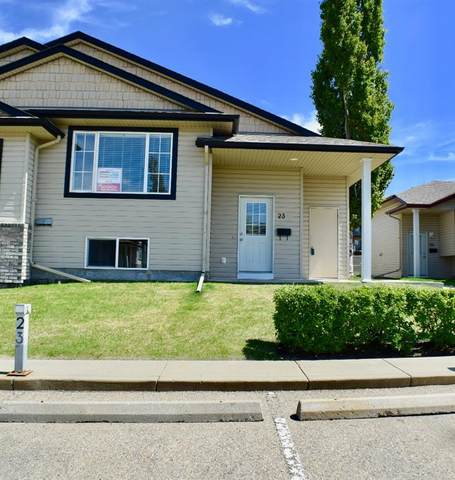 103 Addington Drive #23, Red Deer, AB T4R 3C6 (#A1116215) :: Greater Calgary Real Estate