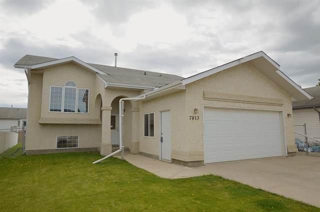 7813 107 Street, Grande Prairie, AB T8W 2M1 (#A1116220) :: Calgary Homefinders