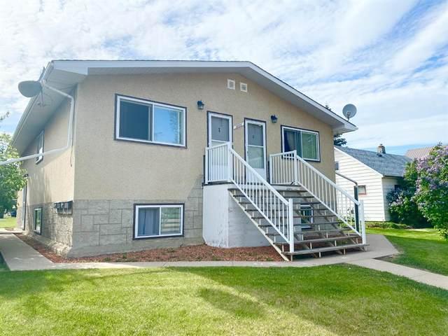 5006 52A Street, Camrose, AB T4V 0S8 (#A1116226) :: Calgary Homefinders