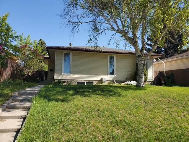 6020 18 Avenue NE, Calgary, AB T1Y 1P1 (#A1116230) :: Calgary Homefinders