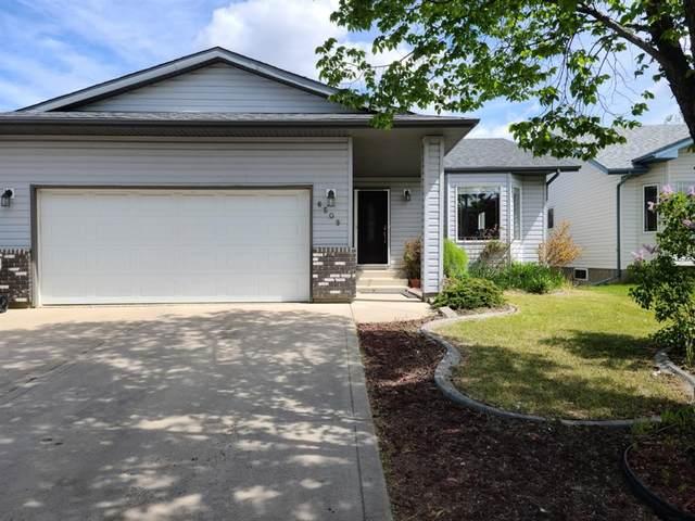 6509 99 Street, Grande Prairie, AB T8W 2K8 (#A1116232) :: Calgary Homefinders