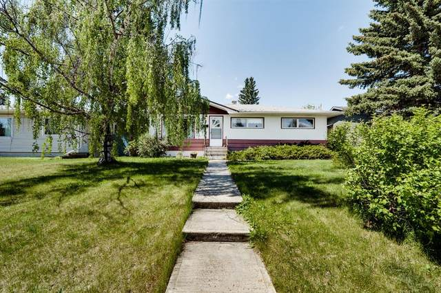 73 Galway Crescent SW, Calgary, AB T3E 4Y4 (#A1116247) :: Calgary Homefinders