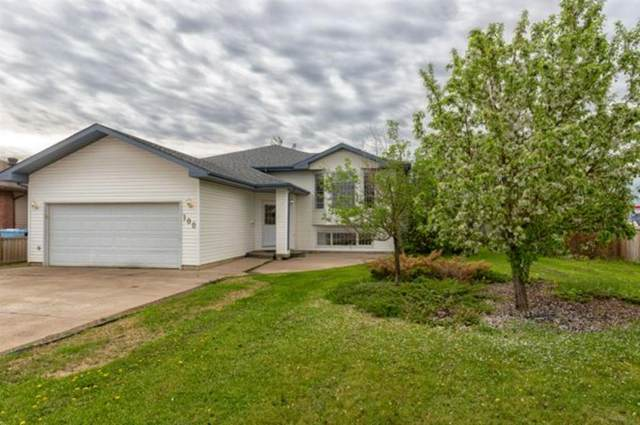 100 Avery Bay, Fort Mcmurray, AB T9J 1B1 (#A1116252) :: Calgary Homefinders