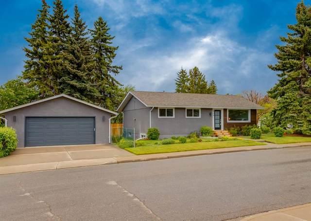 6304 Tregillus Street NW, Calgary, AB T2K 3T3 (#A1116266) :: Calgary Homefinders