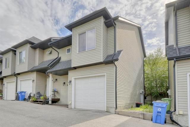 249 Ross Avenue #11, Cochrane, AB  (#A1116273) :: Calgary Homefinders