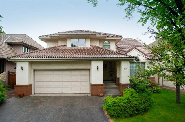 88 Strathdale Close SW, Calgary, AB T3H 2K6 (#A1116275) :: Calgary Homefinders