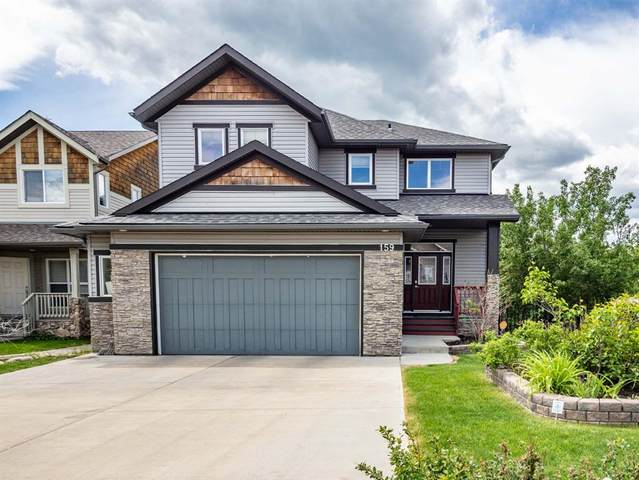 159 St Moritz Drive SW, Calgary, AB T3H 0A6 (#A1116300) :: Calgary Homefinders