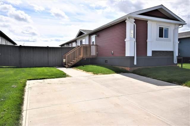 11850 84 Avenue #705, Grande Prairie, AB T8W 0M4 (#A1116313) :: Calgary Homefinders