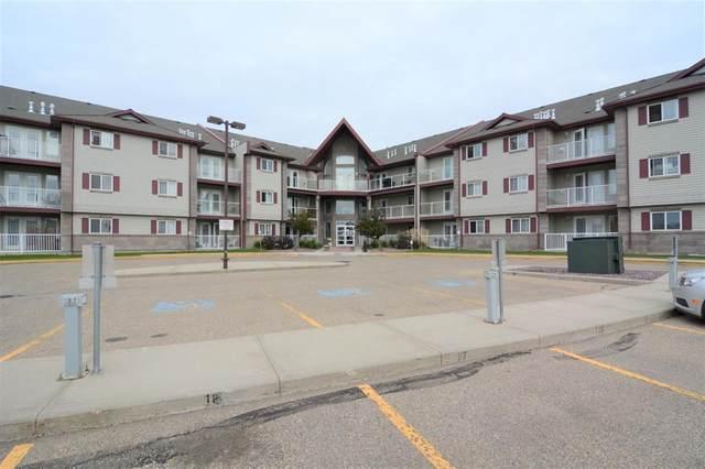260 Duston Street #327, Red Deer, AB T4R 3G5 (#A1116342) :: Western Elite Real Estate Group