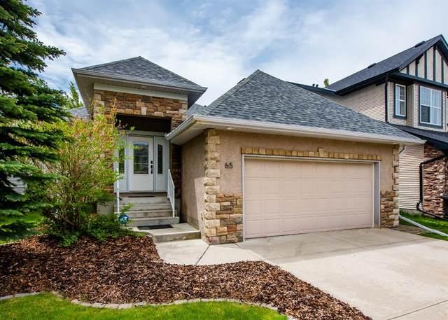 65 Discovery Ridge Road SW, Calgary, AB T3H 4R3 (#A1116358) :: Calgary Homefinders