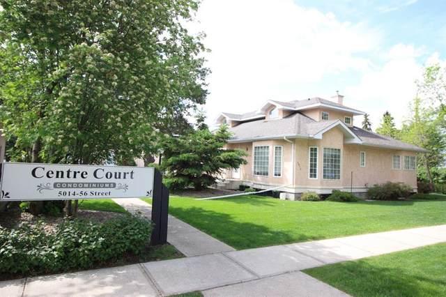 5014 56 Street #2, Camrose, AB T4V 2C9 (#A1116360) :: Calgary Homefinders
