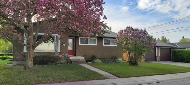 9804 Avalon Road SE, Calgary, AB T2J 0V6 (#A1116367) :: Calgary Homefinders
