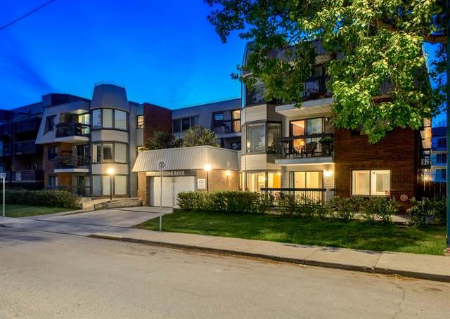 630 57 Avenue SW #108, Calgary, AB T2V 0H5 (#A1116378) :: Calgary Homefinders