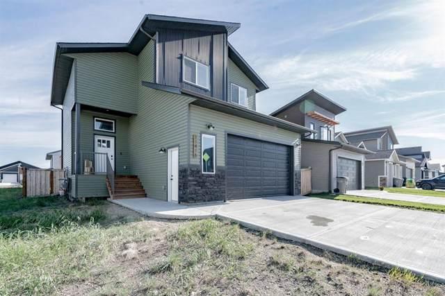 11416 106A, Grande Prairie, AB T8V 6M2 (#A1116414) :: Calgary Homefinders