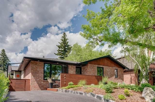 2416 34 Avenue NW, Calgary, AB T2L 0V2 (#A1116419) :: Calgary Homefinders