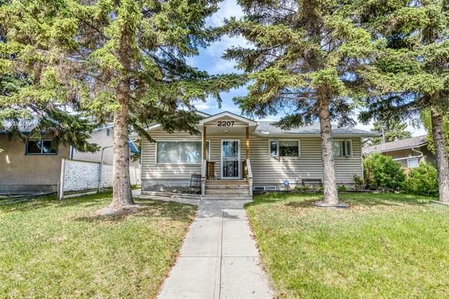 2207 39 Street SE, Calgary, AB  (#A1116428) :: Calgary Homefinders