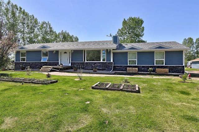 720049 RR 85 #62, Rural Grande Prairie No. 1, County of, AB T0H 3S0 (#A1116447) :: Western Elite Real Estate Group